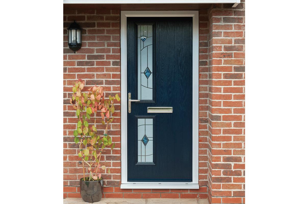 Composite door 7