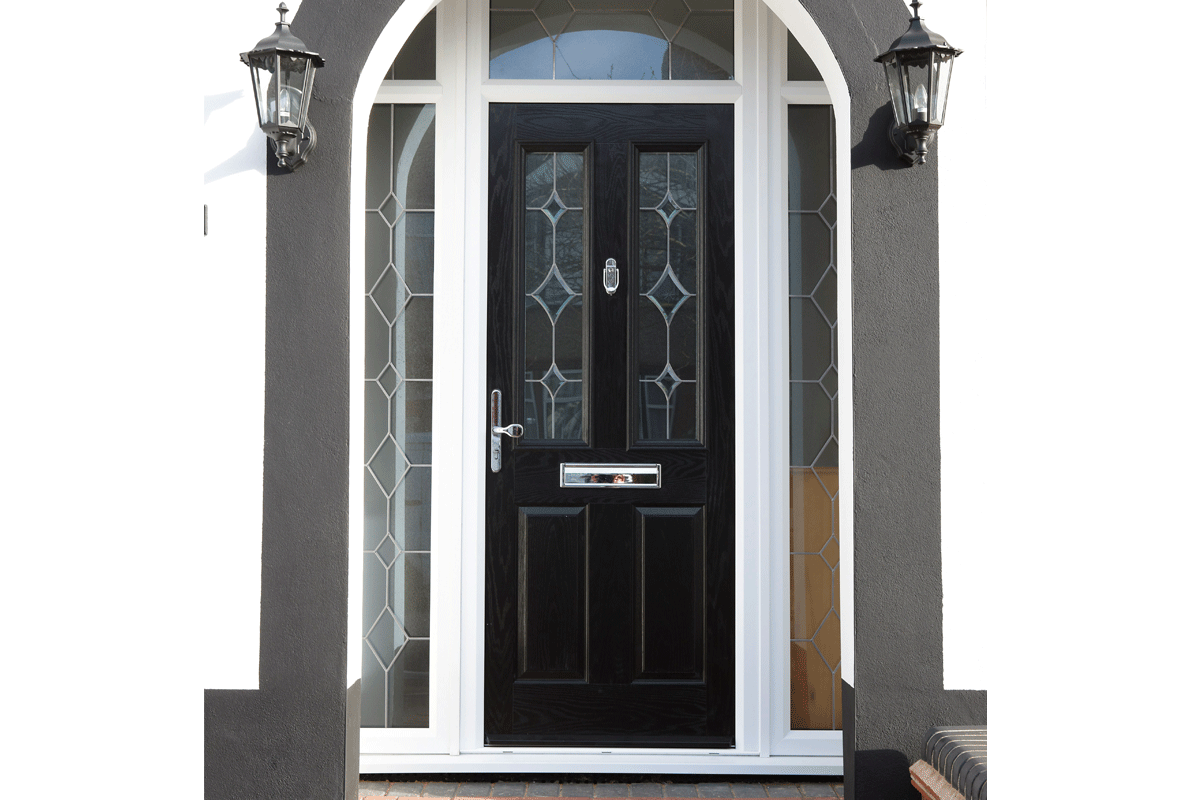 upvc entrance door 1