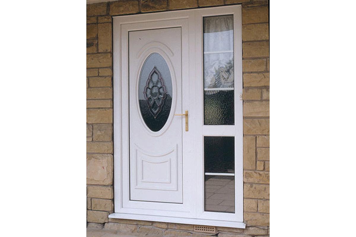 upvc entrance door 2