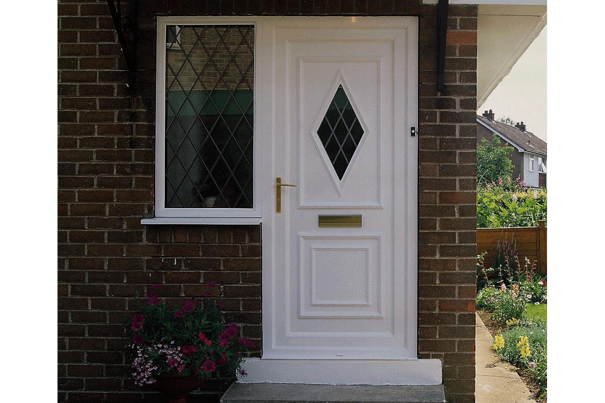 upvc entrance door 3
