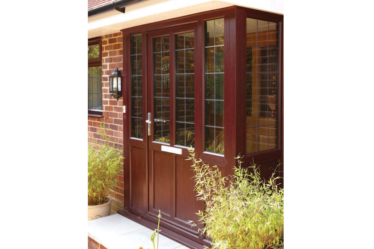 upvc entrance door 8